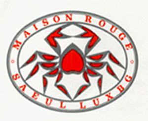Restaurant Maison Rouge Saeul | cuisine francaise Logo